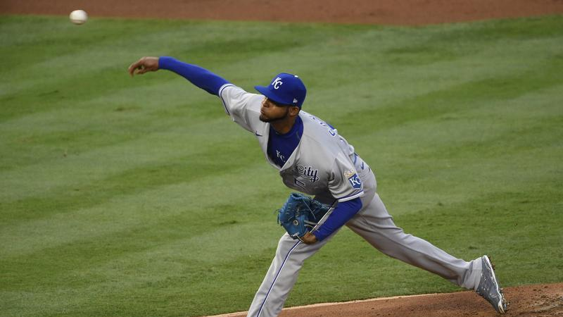 Picture for Angels ruin debut of Royals RHP Jackson Kowar