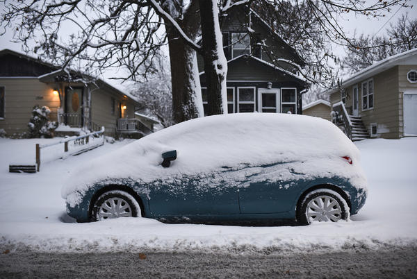 Picture for Rochester's Winter Parking Rules Take Effect Monday, What You Need to Know
