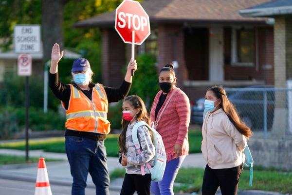 Picture for School mask mandate takes effect until 2022