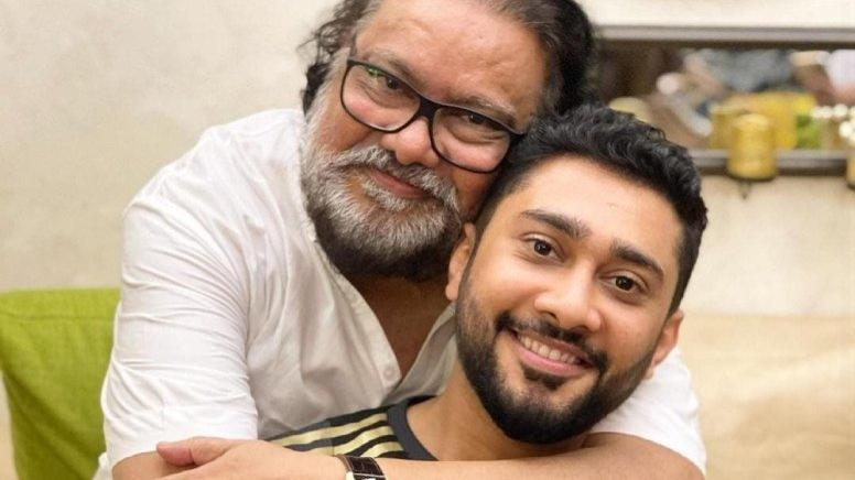 Picture for Son Zaid, daughter-in-law Gauahar wish Ismail Darbar on his birthday