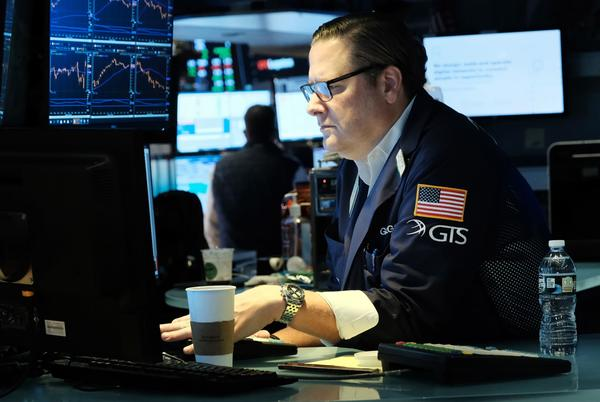 Picture for Dow futures fall slightly after the blue-chip average notches third winning week in a row