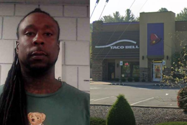 Picture for POLICE: Man robs bank in Monroe County then drives to Taco Bell for food