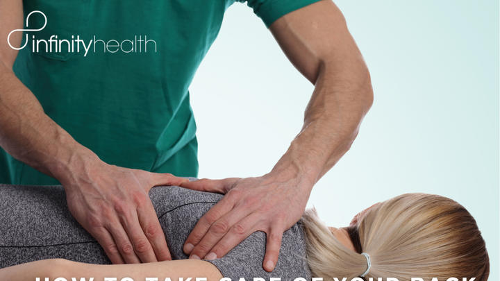 Cover for Chiropractor In Fishers, IN| How to Take Care of Your Back