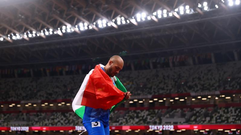 Picture for Olympics-Italians elated, amazed by Jacobs, Tamberi golds