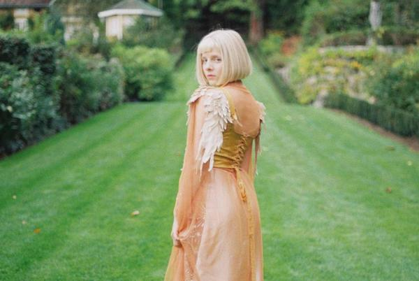 Picture for Aurora announces new album 'The Gods We Can Touch' and shares 'Giving In To The Love'