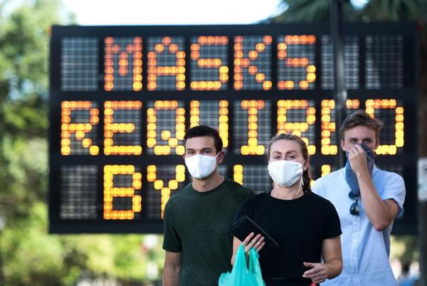 Picture for While the Delta spreads across the state, the City of Charleston is considering to implement a city-wide mask ordinance, the first reading has passed