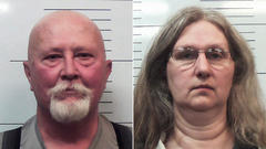 Cover for Audio: Missouri's Attorney General unhappy about couple charged with felony charges of abuse being put on house arrest