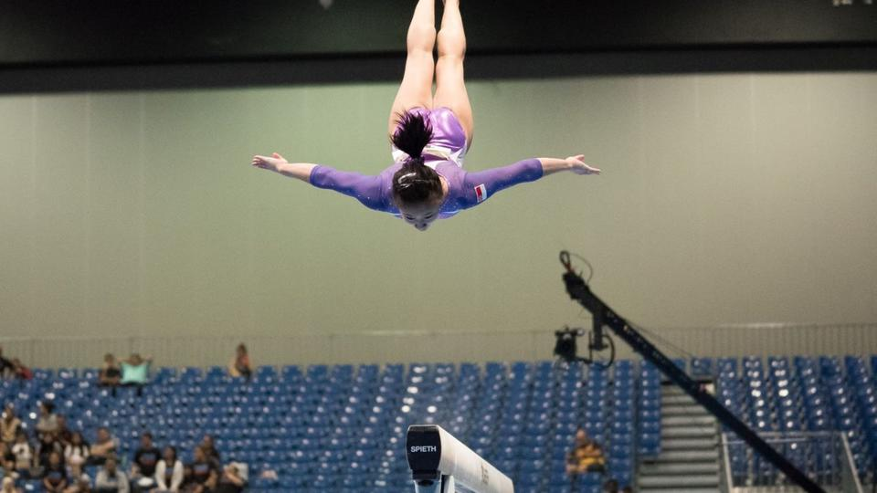 Picture for Biles in the shadows vaults 2 Utah gymnasts into Olympic spotlight