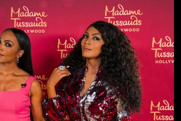 Picture for Take a Gander at Angela Bassett's Madame Tussauds Hollywood Wax Figure