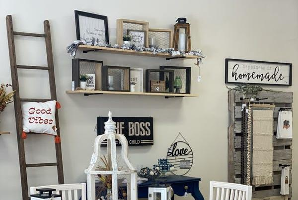 Picture for Homemade Happiness & Co. opens downtown offering custom-made furniture