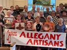Picture for Boost for the arts: Studio Tour by Allegany Artisans returning in 2021 after COVID hiatus