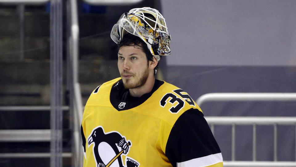 Picture for Penguins to seek veteran goaltender despite public support for Tristan Jarry?