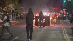Cover for Officers resign from Portland protest response unit