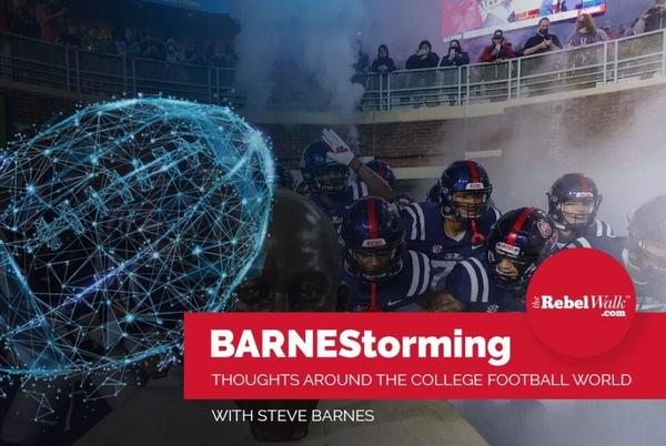 Picture for BARNEStorming: Thoughts Around the College Football World