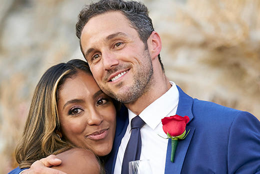 Picture for Tayshia Adams Reveals How She & Zac Clark Made Their Love Last After 'The Bachelorette'