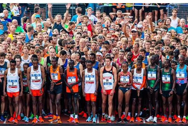 Picture for Fast field will target TCS Amsterdam Marathon course record