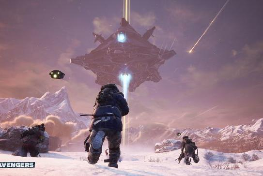 Picture for Scavengers is a showcase for Midwinter first, SpatialOS second