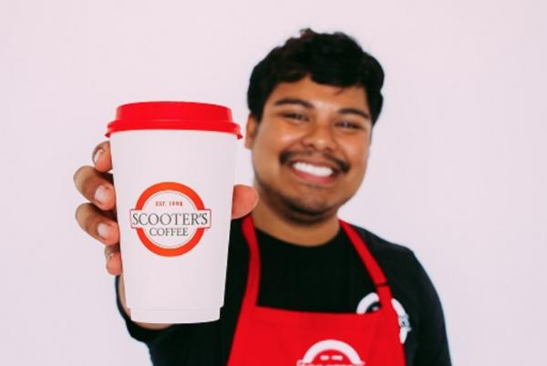 Picture for Relax & Recharge On National Coffee Day With A Free, Brewed Coffee from Scooter's Coffee
