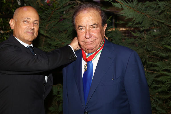 Picture for Giuseppe Vincenti, Middle East Film Distribution Pioneer, Dies at 92