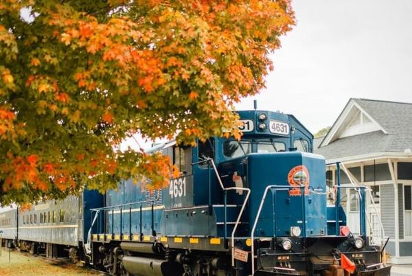 Picture for The Autumn Limited Train Ride In Georgia Is Scenic And Fun For The Whole Family