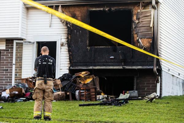 Picture for OPS bus driver dies following house fire near Omaha Northwest High School