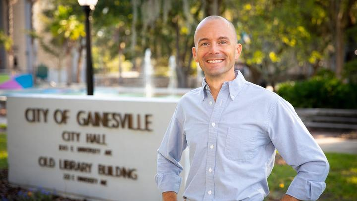 Cover for It's time to get back to basics on the Gainesville City Commission