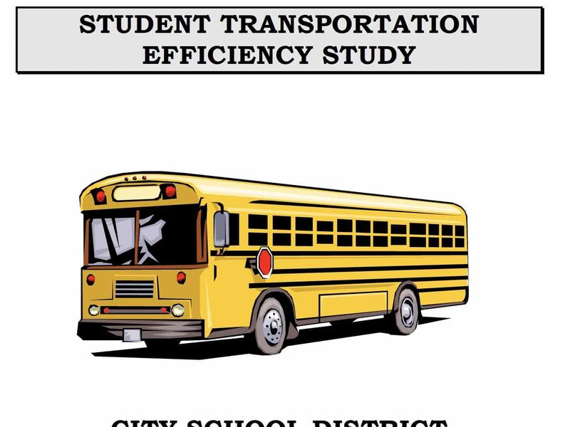 2015 Transportation Study Raises Many Unanswered Questions About New Rochelle School Bus Safety News Break