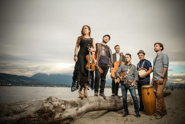Picture for Locarno hits the Chan Centre with its joyful, groove-heavy Mexican folk music