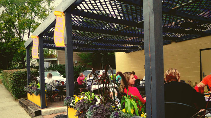 Cover for Allyn's Café in Cincinnati brings you Cajun cuisine, local craft beer and a healthy vegan menu