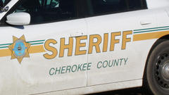 Cover for Fire Reported at Cherokee Landfill