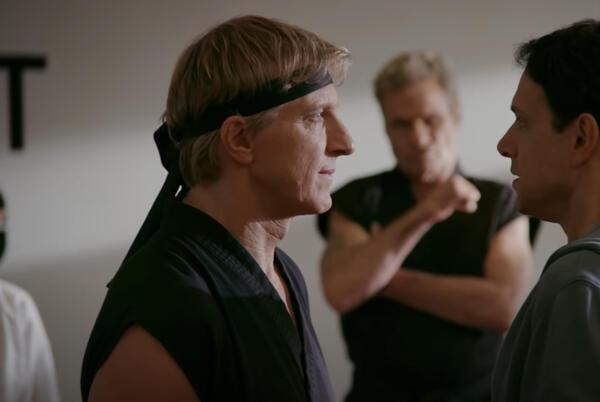 Picture for 'Cobra Kai' Season 4 Announces December Premiere With Karate Tournament Teaser