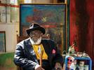 Picture for Frank Bowling: 'My art isn't about politics, it's about paint'