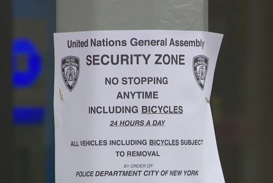 Picture for UN General Assembly: Subway recommended to avoid street closures, but can the MTA deliver?