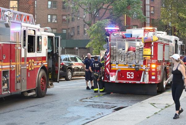 Picture for Troubled teen sets NYC apartment on fire, jumps to death from roof