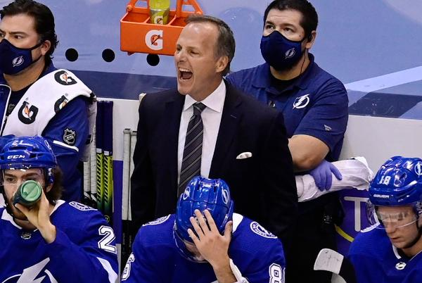 Picture for Coach Jon Cooper signs three-year extension with Lightning