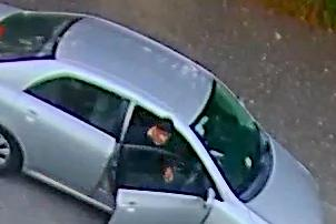 Picture for Sheriff Seeking Identities Of Theft Suspects That Stole Catalytic Converter In Hollywood