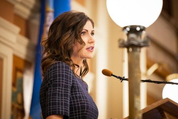 Picture for As daughter sought state license, Noem summoned agency head