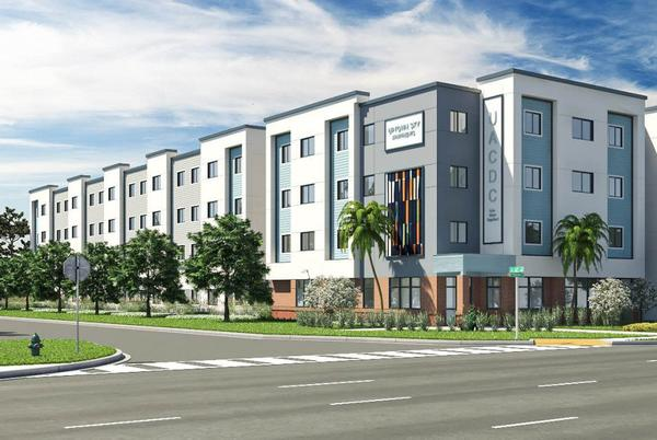 Picture for Affordable housing coming to Tampa's University area