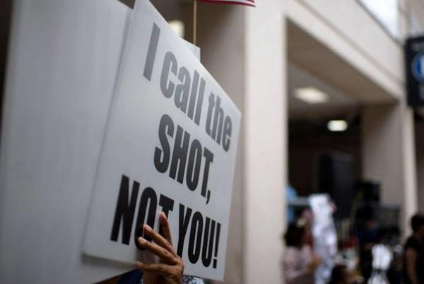 Picture for Don't tell the 'My body, my choice' crowd: Florida has tons of vaccine mandates | Editorial