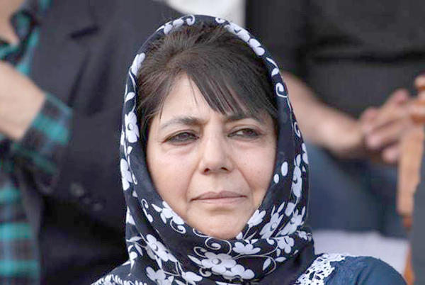 Picture for Filed plea in SC to transfer Mehbooba Mufti's petition in PMLA case, Centre tells HC