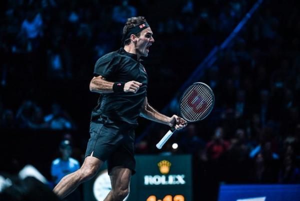 Picture for When Roger Federer counted a win over Novak Djokovic as a 'double one'