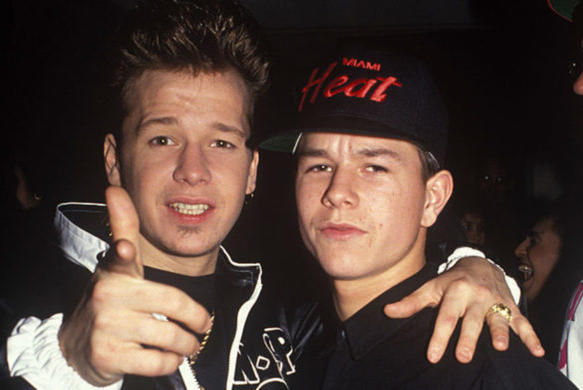 Picture for 'Blue Bloods' Star Donnie Wahlberg Looks Back at Producing His Brother Mark's Album in '91 Throwback Pic