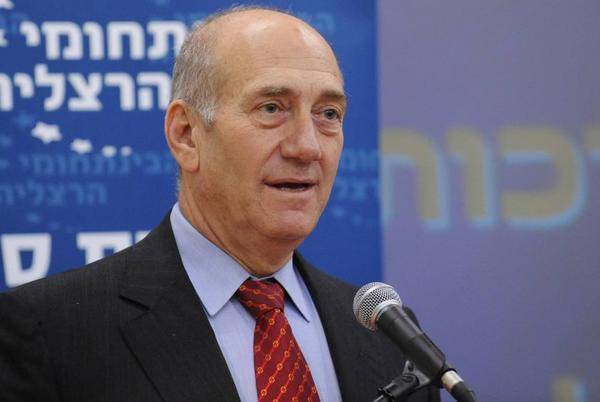 Picture for Ehud Olmert Fast Facts