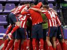 Picture for Atletico Madrid beat Real Madrid to La Liga title in final day drama