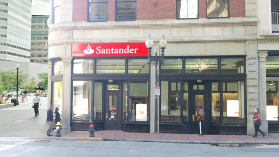 Picture for Two More Santander Branches in Montgomery County Shuttered