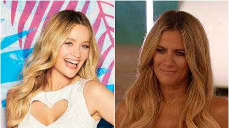 Picture for Love Island: Laura Whitmore says she hopes 2021 series 'does Caroline Flack proud'