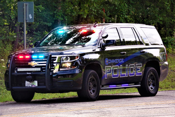 Picture for Commerce Police Respond To A Shooting Late Thursday Night