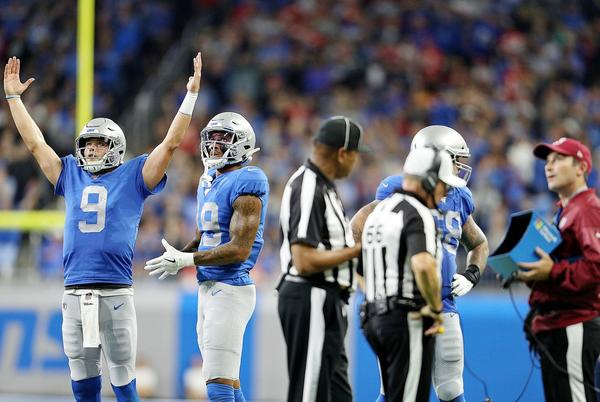Picture for Someone reportedly placed a $2 million bet on the Detroit Lions to win in Week 6