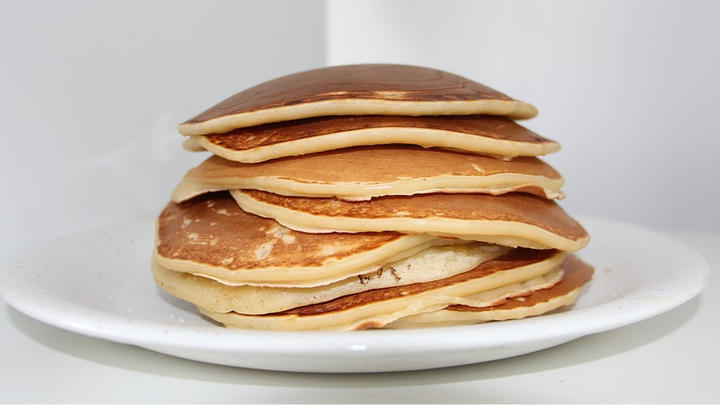 Cover for Who wants some pancakes?