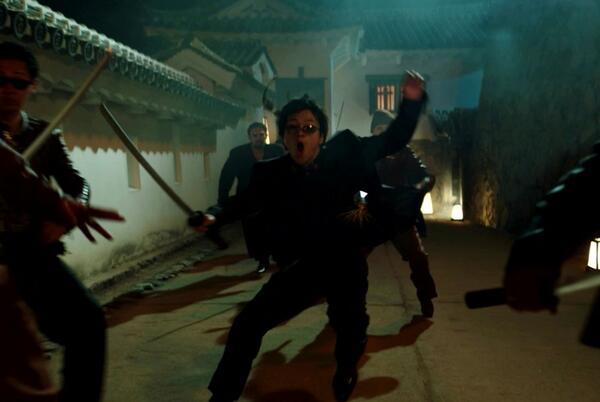 Picture for Snake Eyes: G.I. Joe Origins - Exclusive Deleted Scene - Blind Master's Kunai Throw